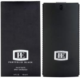 Perry Ellis Portfolio Black тоалетна вода за мъже 100 мл.