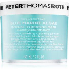 Peter Thomas Roth Blue Marine Algae ntensywnie nawilżająca maseczka  150 ml