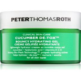 Peter Thomas Roth Cucumber De-Tox Feuchtigkeit spendendes Hautgel  50 ml