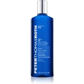Peter Thomas Roth Glycolic Reinigungsgel mit Peelingwirkung mit Antifalten-Effekt  250 ml