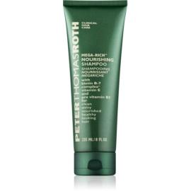 Peter Thomas Roth Mega Rich Shampoo mit ernährender Wirkung für alle Haartypen  235 ml