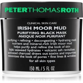 Peter Thomas Roth Irish Moor Mud mascarilla negra limpiadora  150 ml