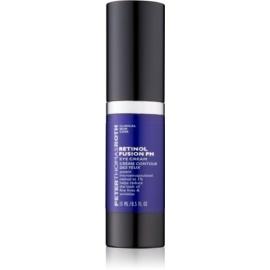 Peter Thomas Roth Retinol Fusion PM crema de noche antiarrugas  para contorno de ojos  15 ml
