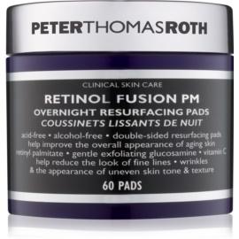 Peter Thomas Roth Retinol Fusion PM Gesichtsnachtpads gegen Falten  60 St.