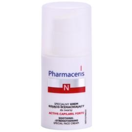 Pharmaceris N-Neocapillaries Active-Capilaril Forte speciální krém na rozšířené a popraskané žilky  30 ml