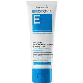Pharmaceris E-Emotopic obnovitvena krema za telo in obraz  75 ml