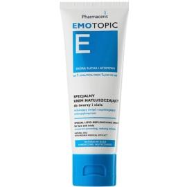 Pharmaceris E-Emotopic erneuernde Creme für Körper und Gesicht  75 ml