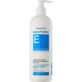 Pharmaceris E-Emotopic krémový sprchový gél na každodenné použitie  400 ml
