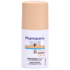 Pharmaceris F-Fluid Foundation hydratační make-up SPF 20 odstín 02 Natural  30 ml
