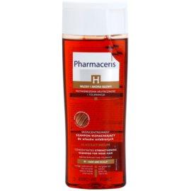 Pharmaceris H-Hair and Scalp H-Keratineum erősítő sampon meggyengült hajra  250 ml