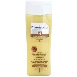 Pharmaceris H-Hair and Scalp H-Nutrimelin regenerační šampon pro suché a poškozené vlasy  250 ml
