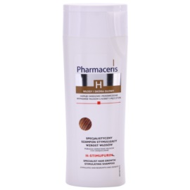 Pharmaceris H-Hair and Scalp H-Stimupurin champô para promover o crescimento do cabelo e parar a queda  150 ml