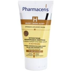 Pharmaceris H-Hair and Scalp H-Nutrigin kondiconér pro barvené, chemicky ošetřené a zesvětlené vlasy s vitamíny  150 ml