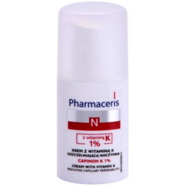 Pharmaceris N-Neocapillaries Capinion K 1% posilující krém na popraskané žilky pro urychlení regenerace  30 ml