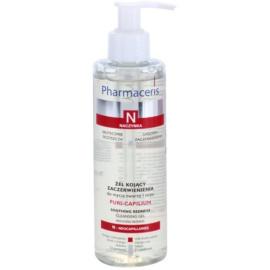Pharmaceris N-Neocapillaries Puri-Capilium pomirjevalni čistilni gel za občutljivo in pordelo kožo  190 ml