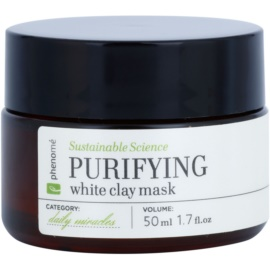 Phenomé Daily Miracles Imperfection čisticí maska pro redukci kožního mazu a minimalizaci pórů  50 ml