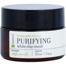 Phenomé Daily Miracles Imperfection máscara de limpeza para reduzir o sebo cutâneo e minimizar os poros  50 ml