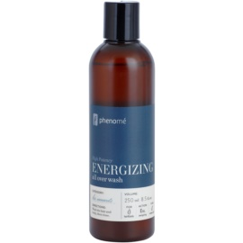 Phenomé His Moments High Potency energiespendendes Duschgel und Shampoo 2in1  250 ml