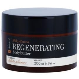Phenomé Holistic Pleasure Milky Almond regeneračné telové maslo  200 ml