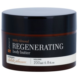 Phenomé Holistic Pleasure Milky Almond regenerační tělové máslo  200 ml