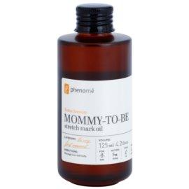 Phenomé The Very First Moment festigendes Körperöl gegen Schwangerschaftsstreifen  125 ml