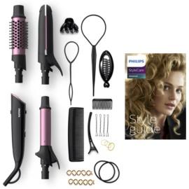 Philips StyleCare Advanced BHH822 prostownica i lokówka do włosów 2w1