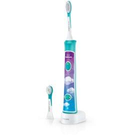 Philips Sonicare For Kids HX6322/04 звукова електрическа четка за зъби за деца с Bluetooth връзка над 3 г.