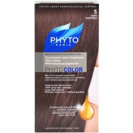 Phyto Color farba do włosów odcień 5 Light Chestnut