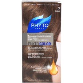 Phyto Color coloração de cabelo tom 7 Blond