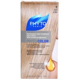 Phyto Color barva na vlasy odstín 9 Very Light Blond