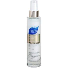 Phyto Huile Soyeuse hydratační olej pro suché vlasy  100 ml