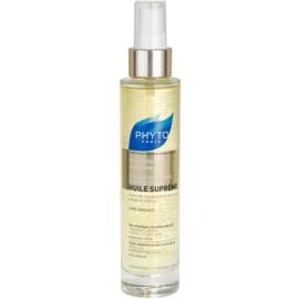Phyto Huile Supreme vyživující olej pro suché vlasy  100 ml