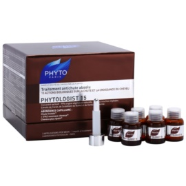 Phyto Phytologist 15 4-tygodniowa kuracja przeciw wypadaniu włosów, przywracająca ich porost  12 x 3,5 ml
