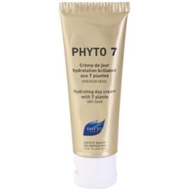 Phyto Phyto 7 Hydraterende Crème voor Droog Haar   50 ml