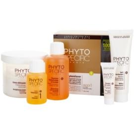 Phyto Specific Phytorelaxer sada pro vyrovnání jemných vlasů  5 ks