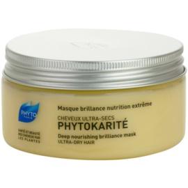 Phyto Phytokarité Maske mit ernährender Wirkung für sehr trockene Haare  200 ml