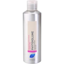 Phyto Phytovolume shampoo volumizzante per capelli delicati  200 ml