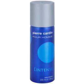 Pierre Cardin Pour Homme l'Intense Deo-Spray für Herren 200 ml