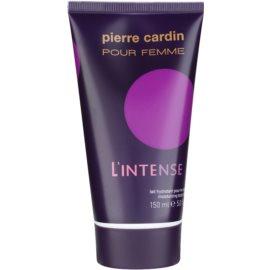 Pierre Cardin Pour Femme L'Intense tělové mléko pro ženy 150 ml