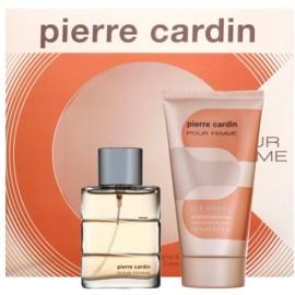 Pierre Cardin Pour Femme dárková sada I. parfémovaná voda 50 ml + tělové mléko 150 ml