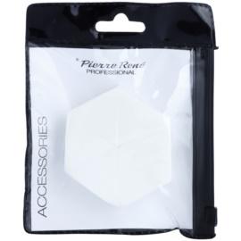 Pierre René Accessories trojúhelníková make-up houbička  6 ks