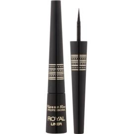 Pierre René Eyes Eyeliner eyeliner rezistent la apa culoare Black 2,5 ml