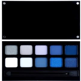 Pierre René Eyes Match System Paleta ochi umbre cu 10 nuante culoare Neutral