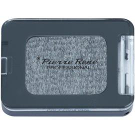 Pierre René Eyes Eyeshadow oční stíny pro dlouhotrvající efekt odstín 12 Grey Wolf  1,5 g