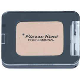 Pierre René Eyes Eyeshadow oční stíny pro dlouhotrvající efekt odstín 40 Nude  1,5 g