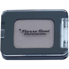 Pierre René Eyes Eyeshadow oční stíny pro dlouhotrvající efekt odstín 120 Soft Espresspo  1,5 g