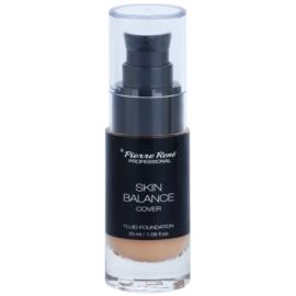 Pierre René Face Skin Balance voděodolný fluidní make-up pro dlouhotrvající efekt odstín 24 Beige 30 ml