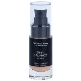 Pierre René Face Skin Balance voděodolný fluidní make-up pro dlouhotrvající efekt odstín 25 Natural 30 ml