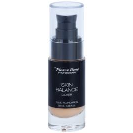 Pierre René Face Skin Balance fond de ten rezistent la apa pentru un efect de lunga durata culoare 28 Medium Beige 30 ml