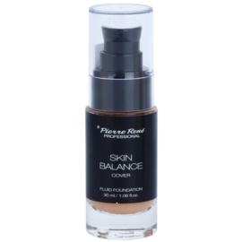 Pierre René Face Skin Balance voděodolný fluidní make-up pro dlouhotrvající efekt odstín 29 Almond 30 ml